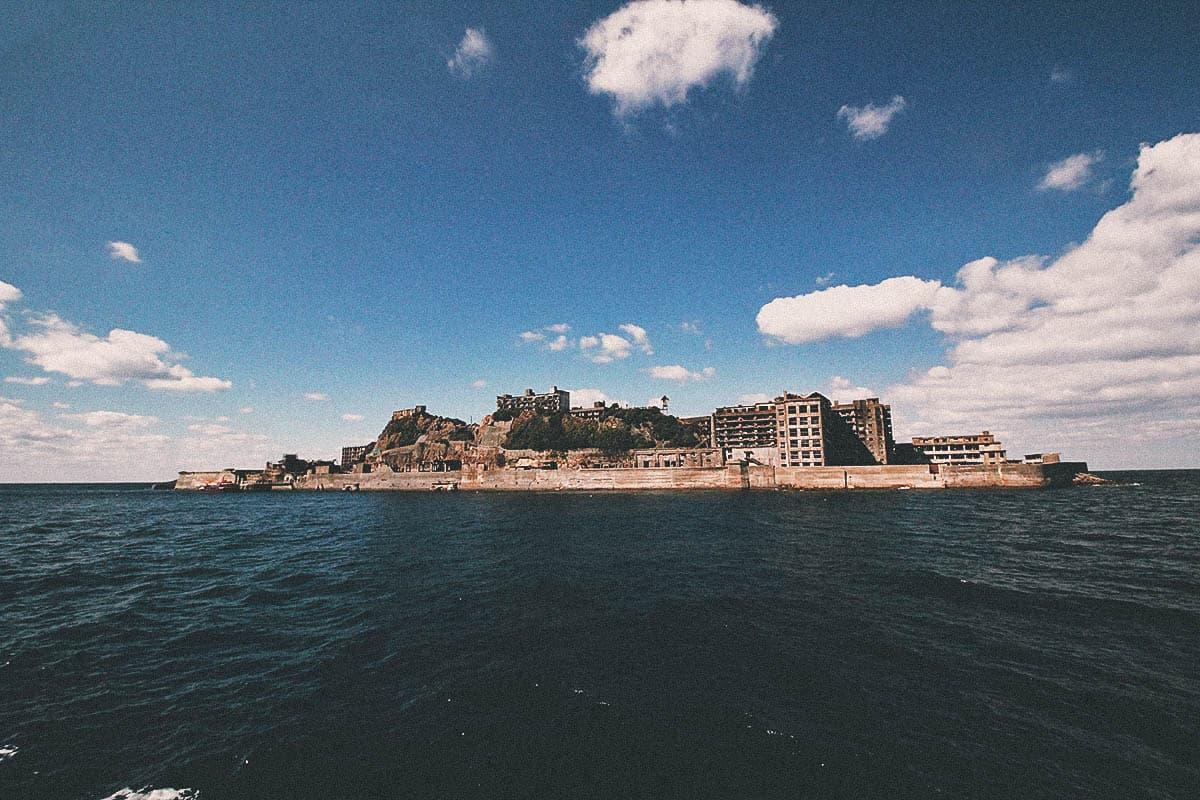Gunkanjima: Nagasaki's Battleship Island and a Bond Villain's Hideout in Skyfall