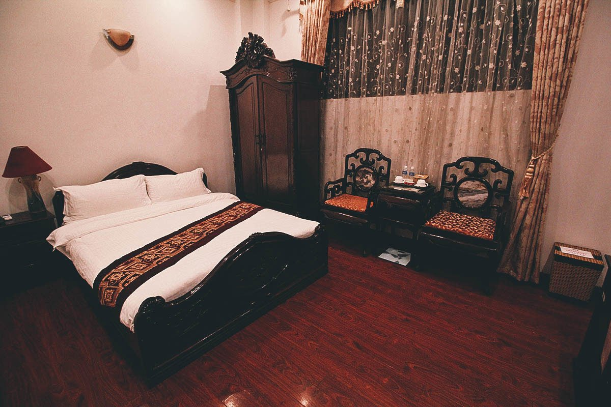 Where to Stay in Hanoi, Vietnam: Hanoi Little Town Hotel