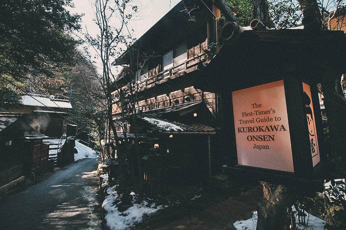The First-Timer's Travel Guide to Kurokawa Onsen, Japan