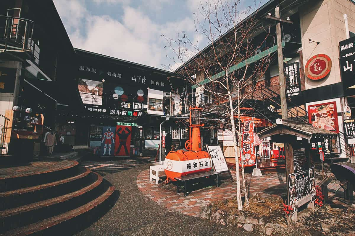 Spend Time in Yufuin, a Charming Onsen Town in Oita, Japan