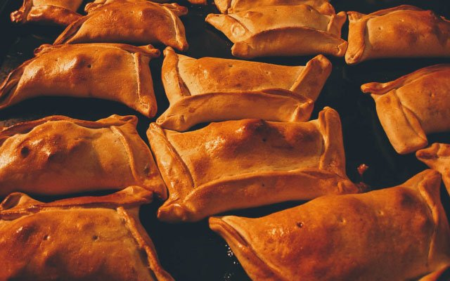 CHILE: Empanadas on Easter Island