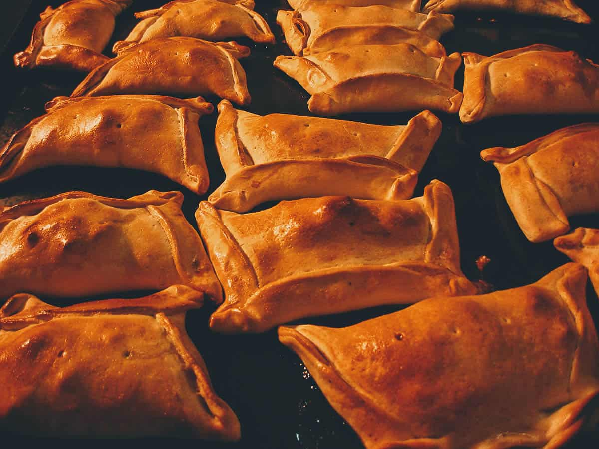 NATIONAL DISH QUEST: Chilean Empanadas