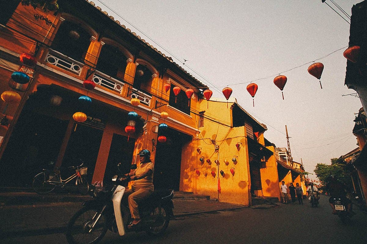 Ancient Town, Hoi An, Vietnam