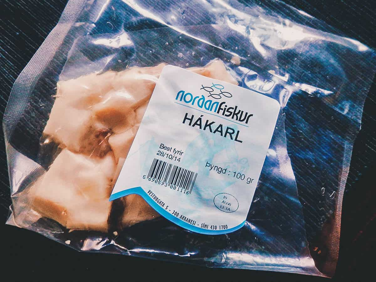 ICELAND: Hakarl, An Acquired Rotten Taste