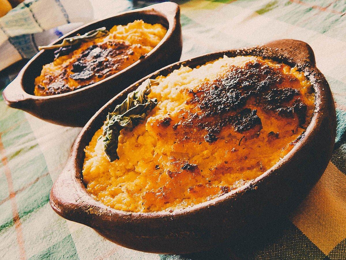 CHILE:  Pastel de Choclo, Chilean Comfort Food
