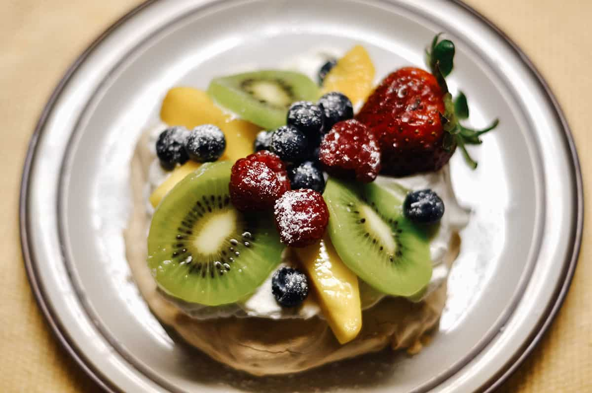 NATIONAL DISH QUEST: Pavlova
