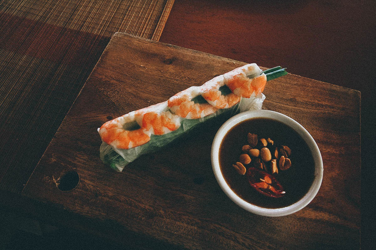 VIETNAM: Gỏi Cuốn Vietnamese Spring Rolls are Fresh! (Recipe)