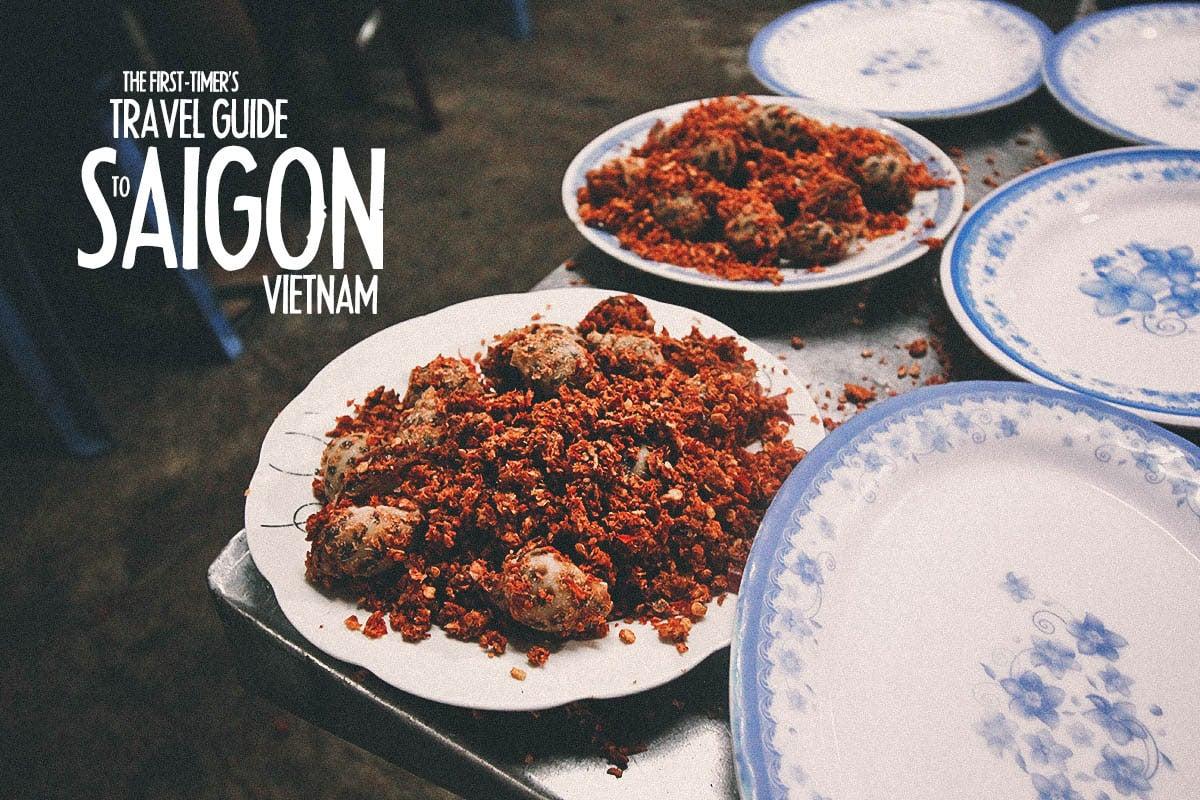 The First-Timer's Travel Guide to Ho Chi Minh City (Saigon), Vietnam