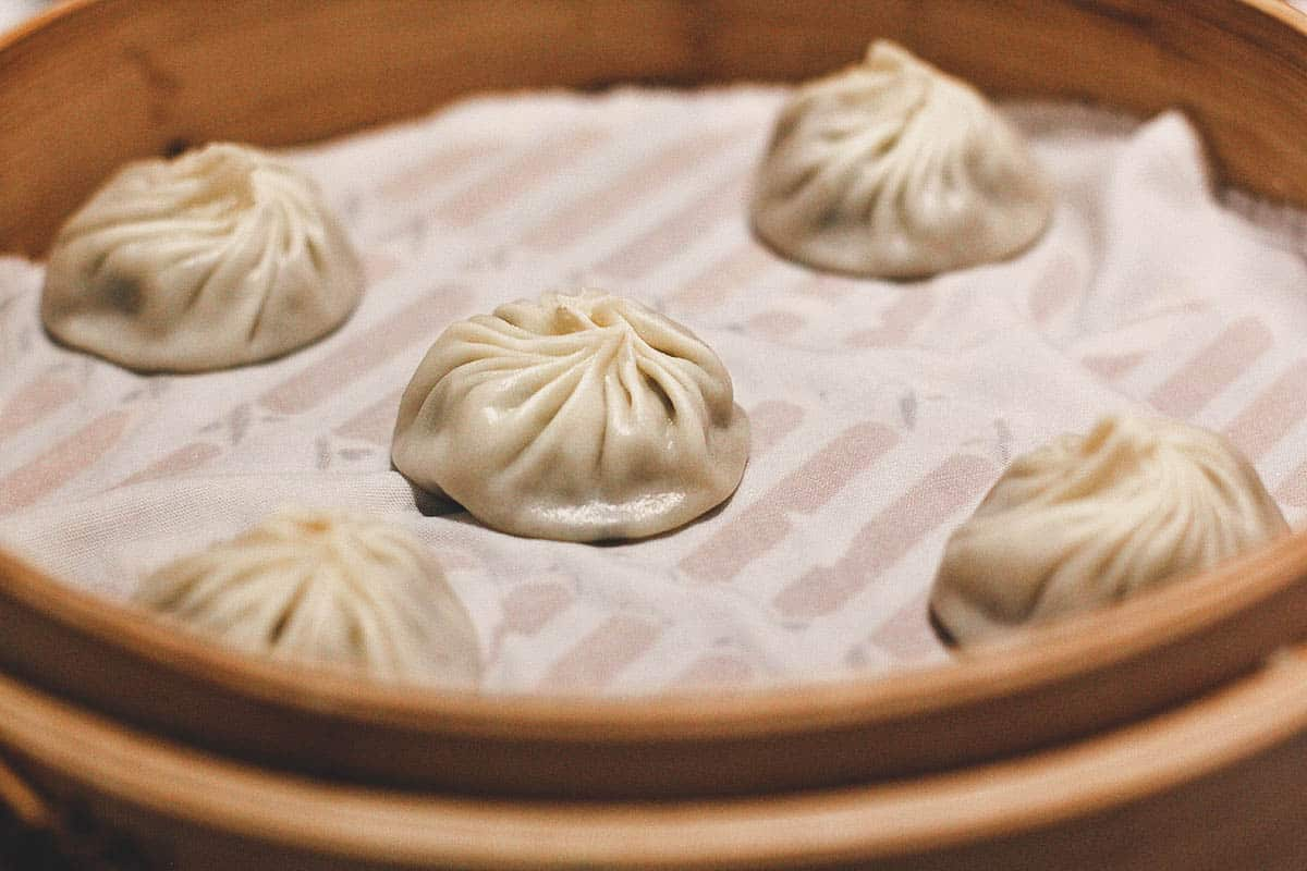 CHINA: A Dumpling by Any Other Name