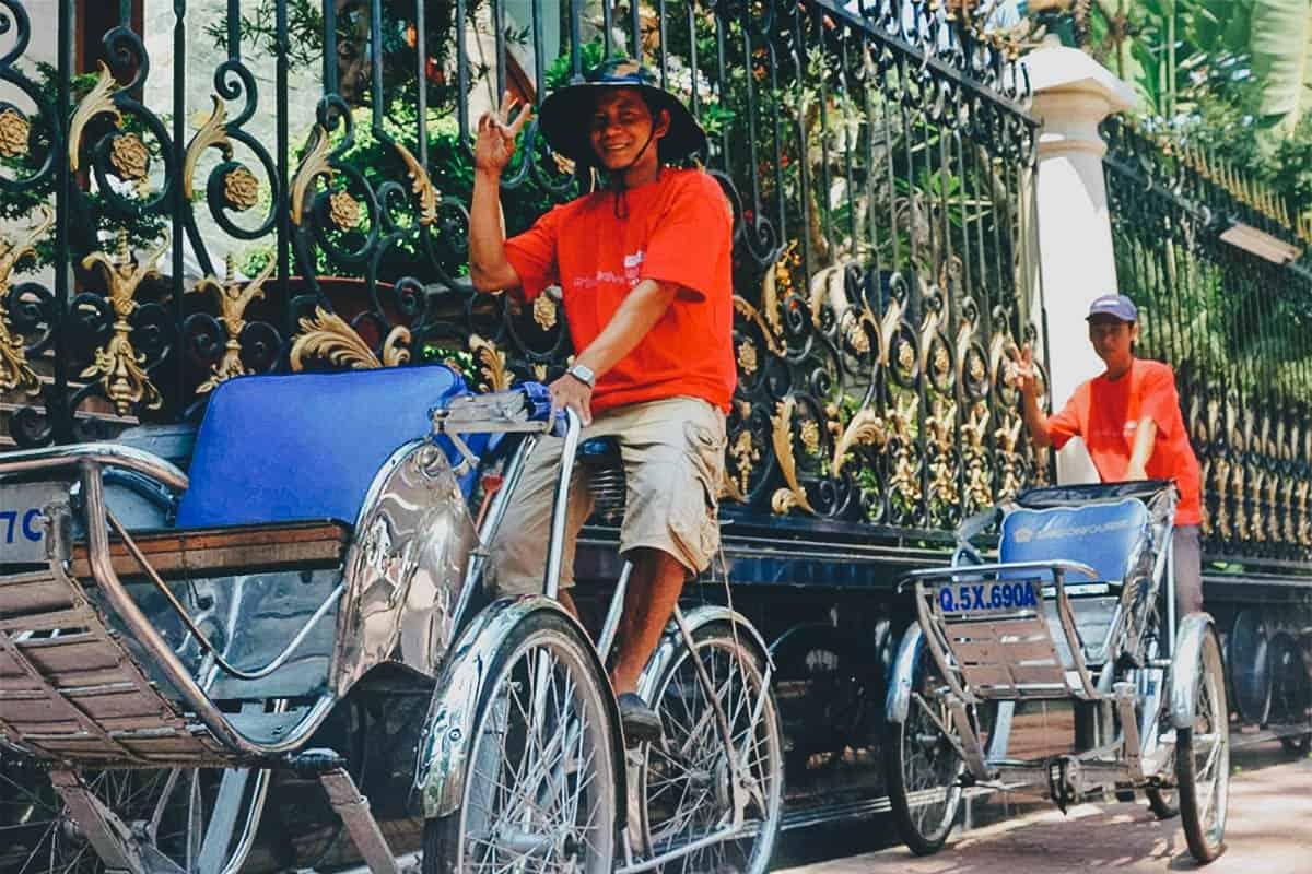 Backstreet Academy, Ho Chi Minh City (Saigon), Vietnam