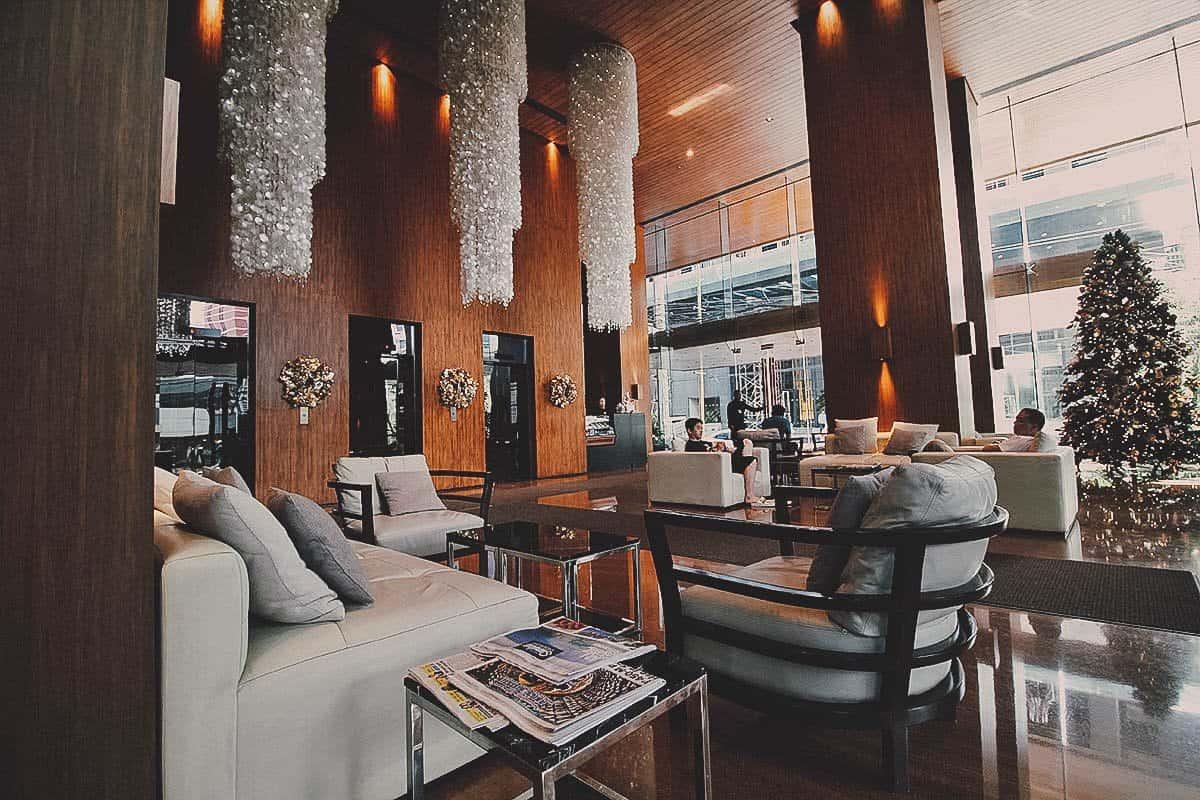City Garden Grand Hotel, Poblacion, Makati, Philippines