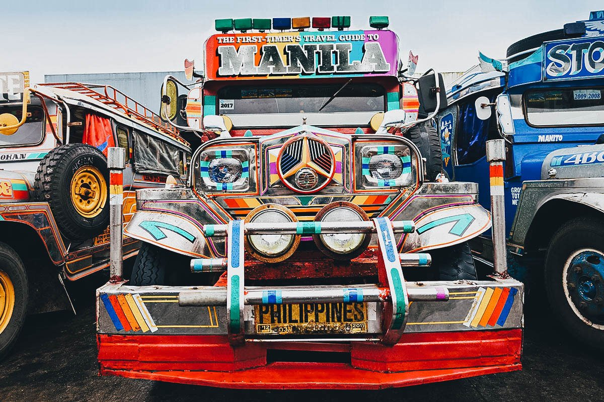 The First-Timer's Travel Guide to Manila, Philippines (from a local)
