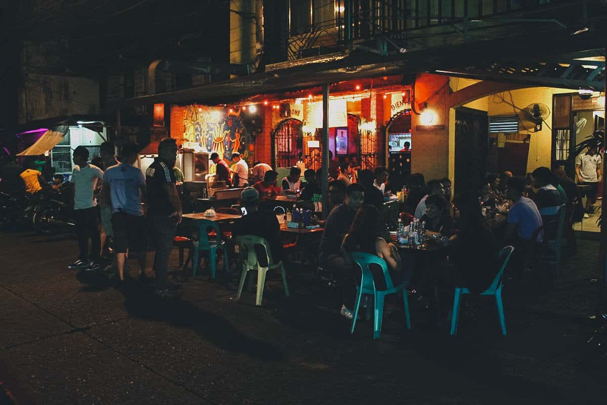 Poblacion Food Crawl