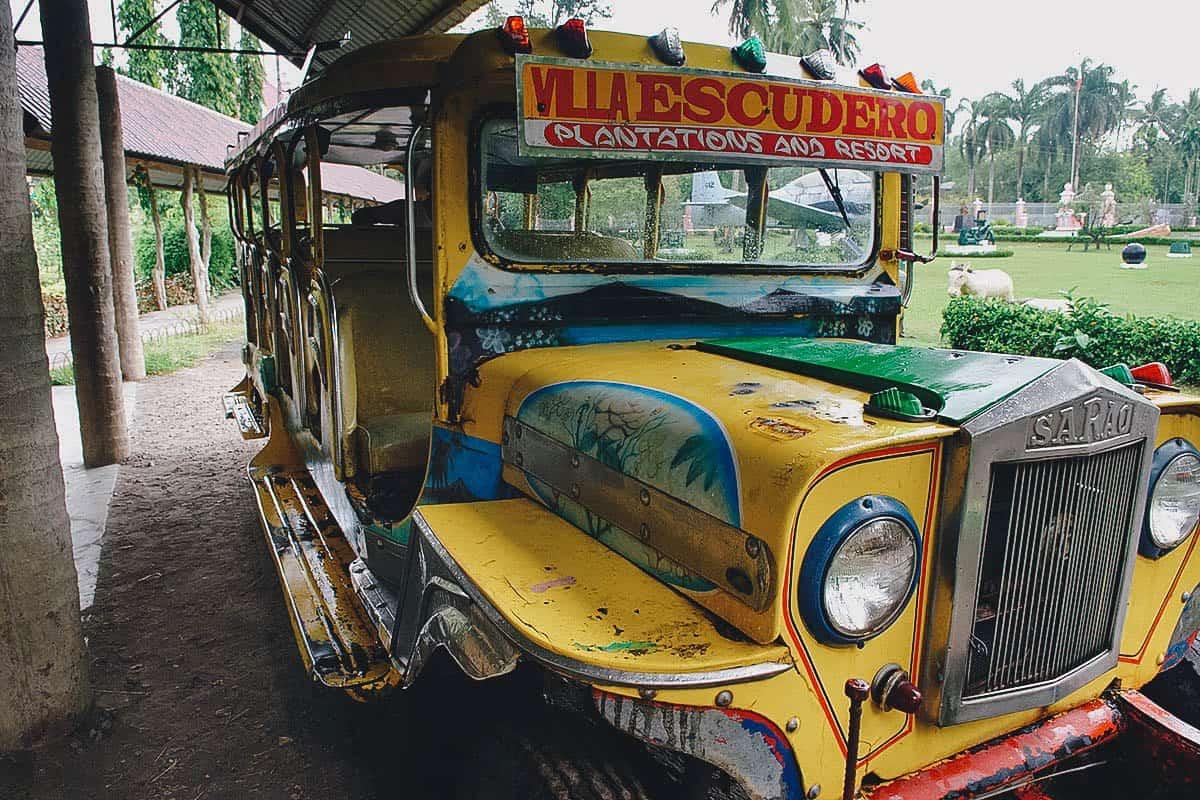 Villa Escudero, Philippines
