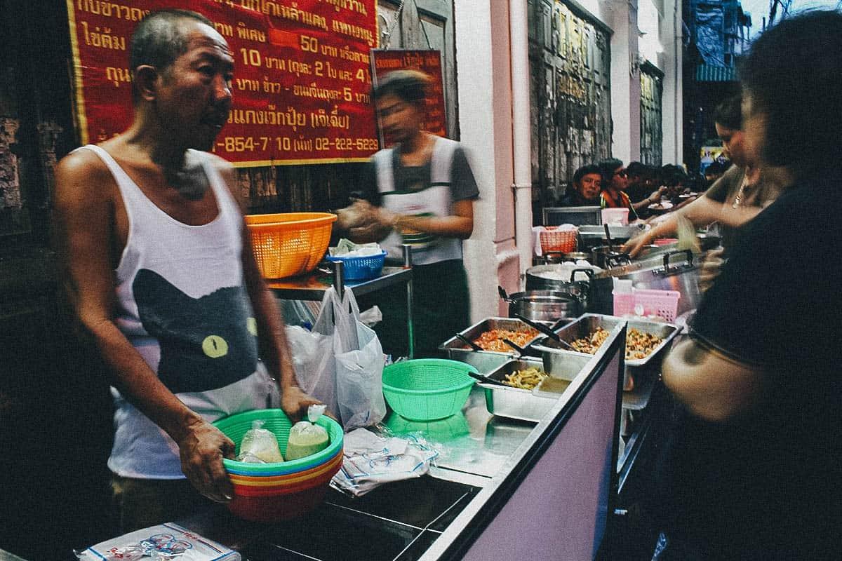 A Chef's Tour, Bangkok, Thailand