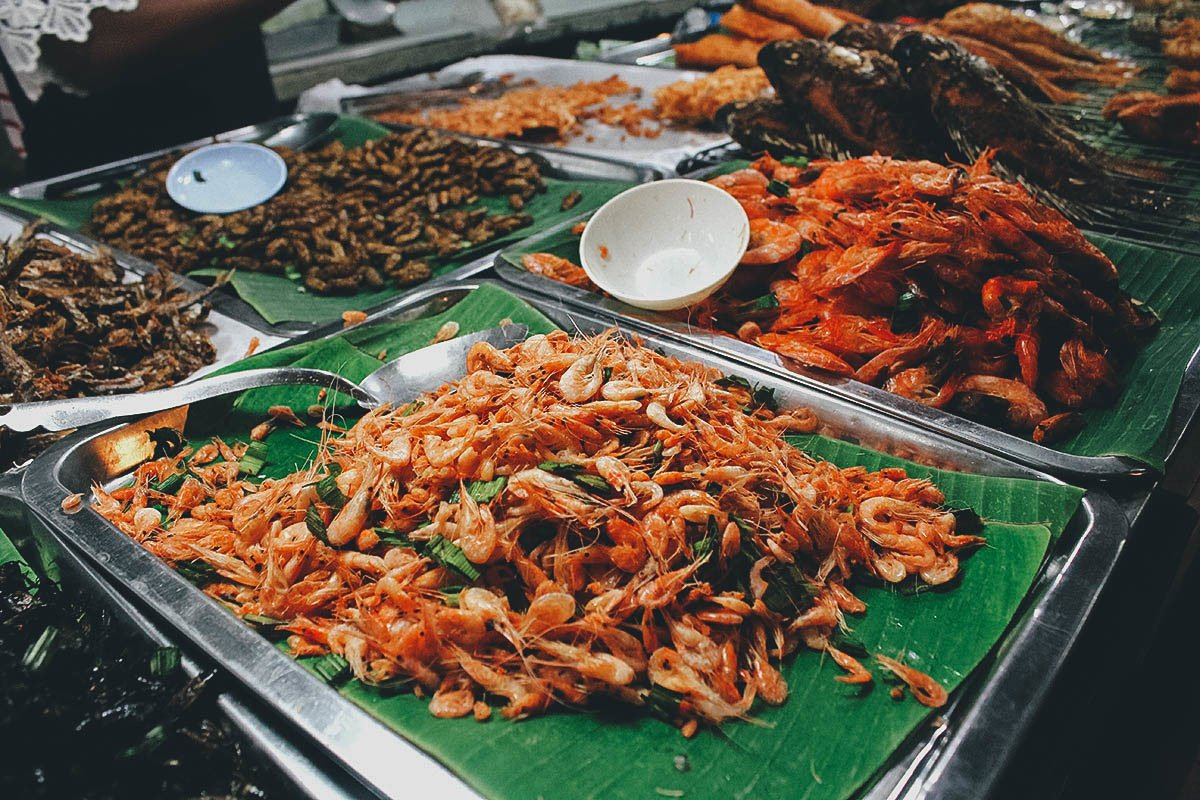 Chiang Mai Northern Food Tour by Truck with A Chef's Tour
