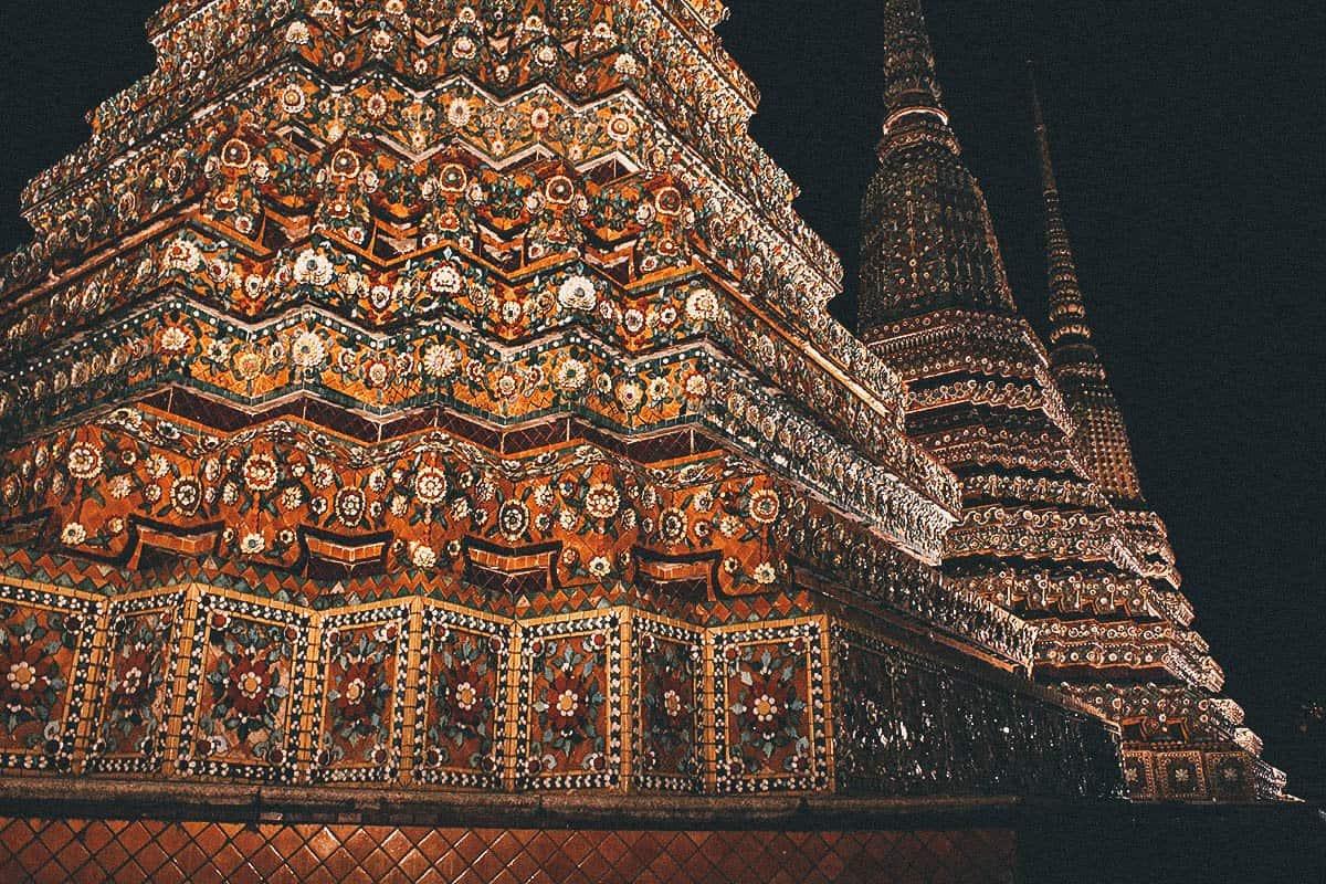 Bangkok, Thailand Tuk-Tuk Night Tour