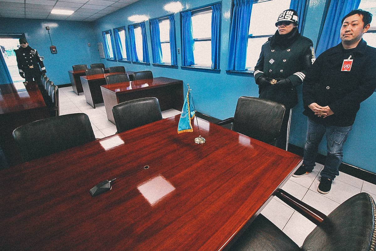 JSA & DMZ Tour: A Day Trip to the Most Dangerous Border in the World