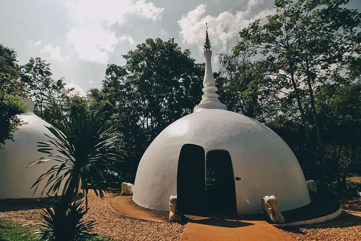 Baan Dam Museum (Black House), Chiang Rai, Thailand