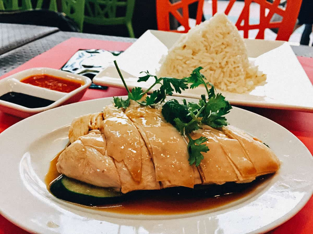 NATIONAL DISH QUEST: 5 Best Places to Eat Hainanese Chicken Rice in Singapore
