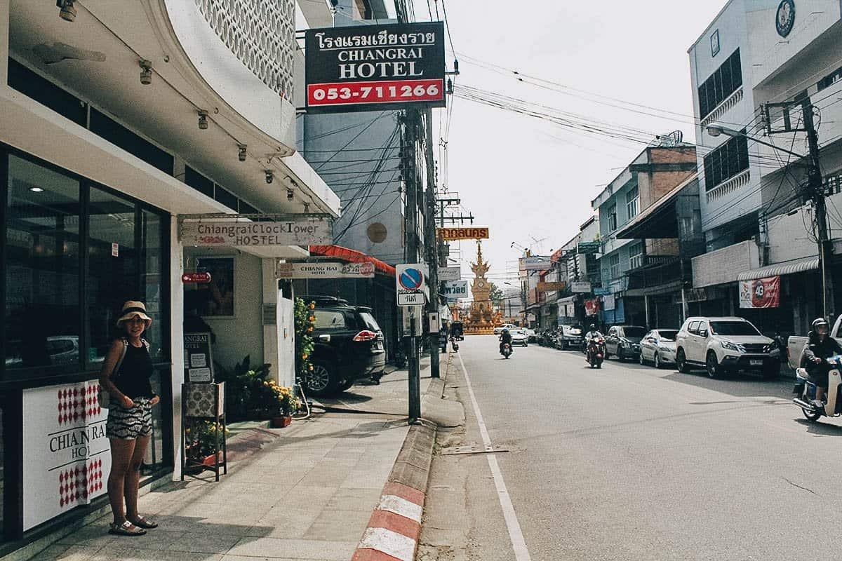 Chiang Rai Hotel, Chiang Rai, Thailand