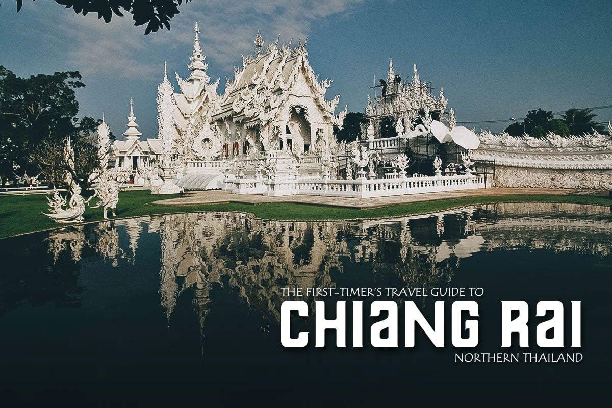exploring chiang rai thailand on temples a golden clock tower rh willflyforfood net