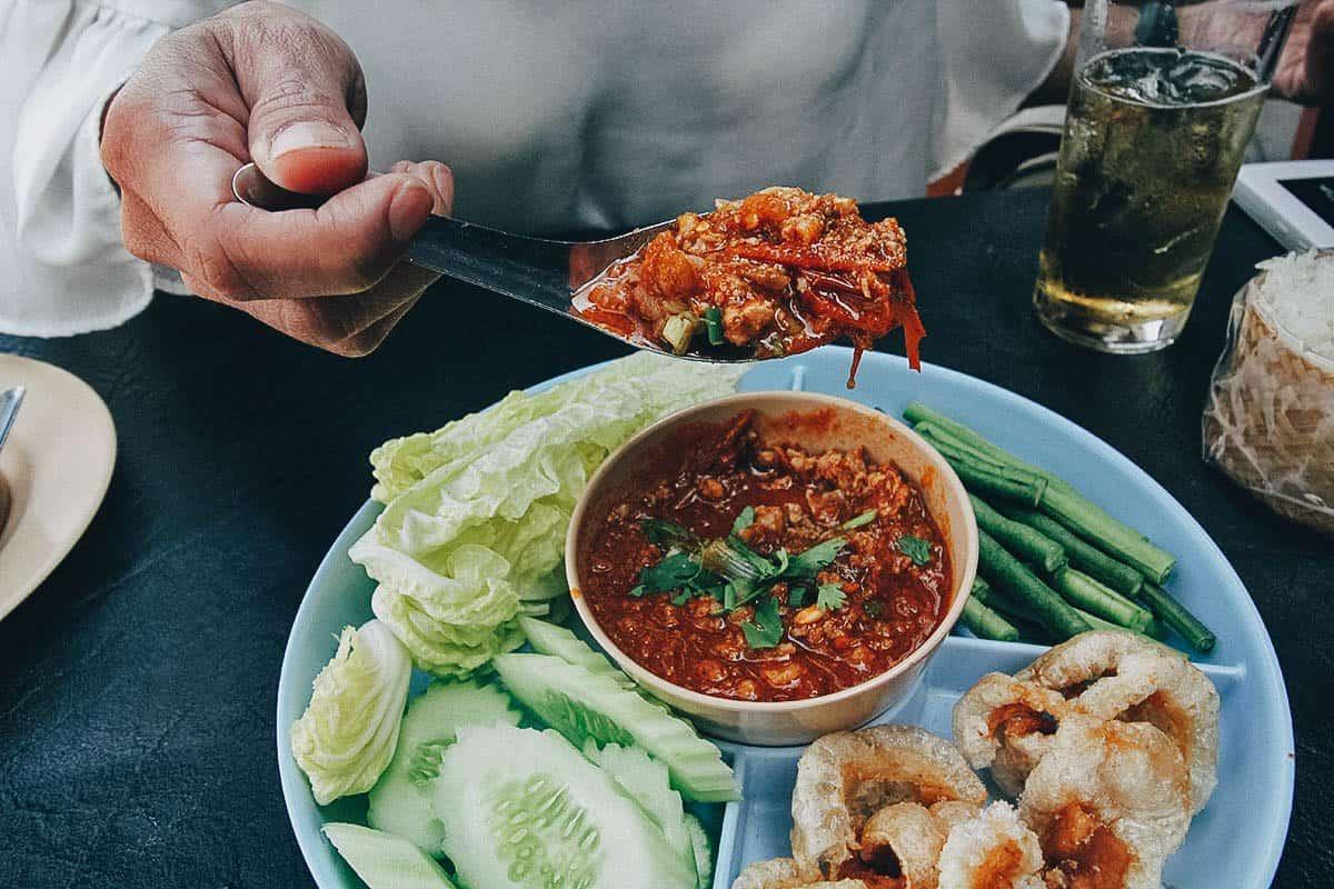 Lu Lam Restaurant, Chiang Rai, Thailand