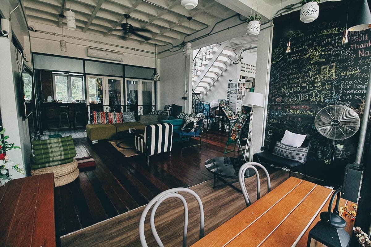 Sherloft: An Instagrammable Hostel in Chiang Mai, Thailand