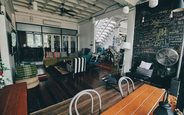 Sherloft: An Instagrammable Hostel in Chiang Mai, Thailand