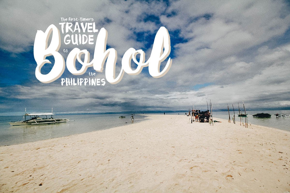 The First-Timer's Travel Guide to Bohol, the Philippines