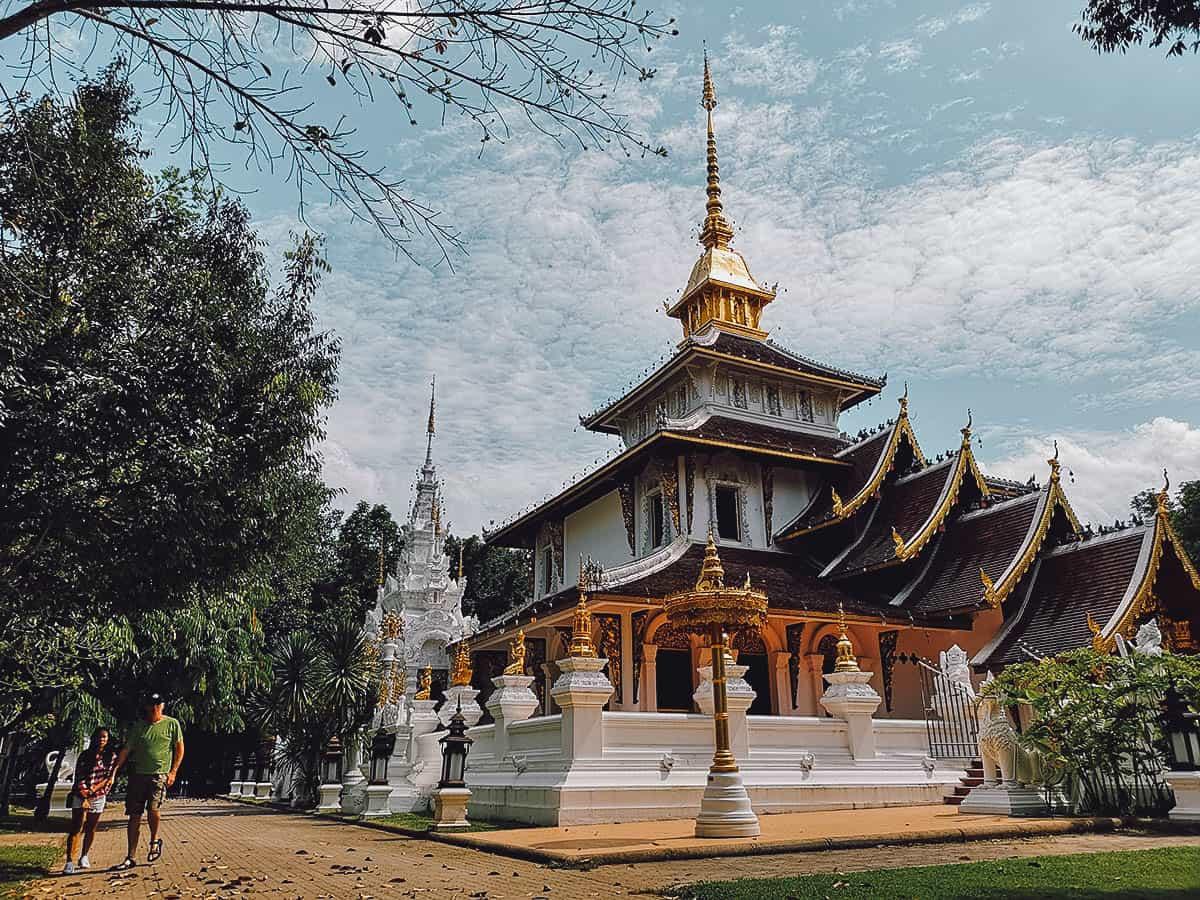 Wat Padarapirom in Chiang Mai, Thailand