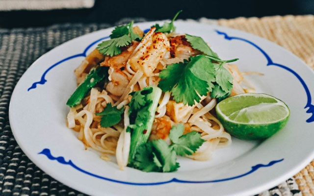 THAILAND: The Global Street Food Dish that is Pad Thai (Recipe)