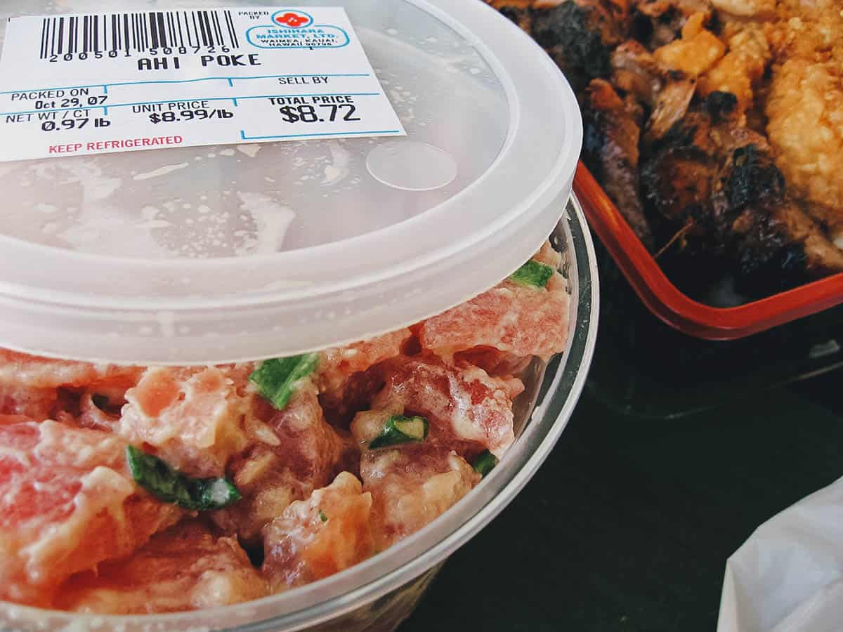 NATIONAL DISH QUEST: Hawaiian Poke