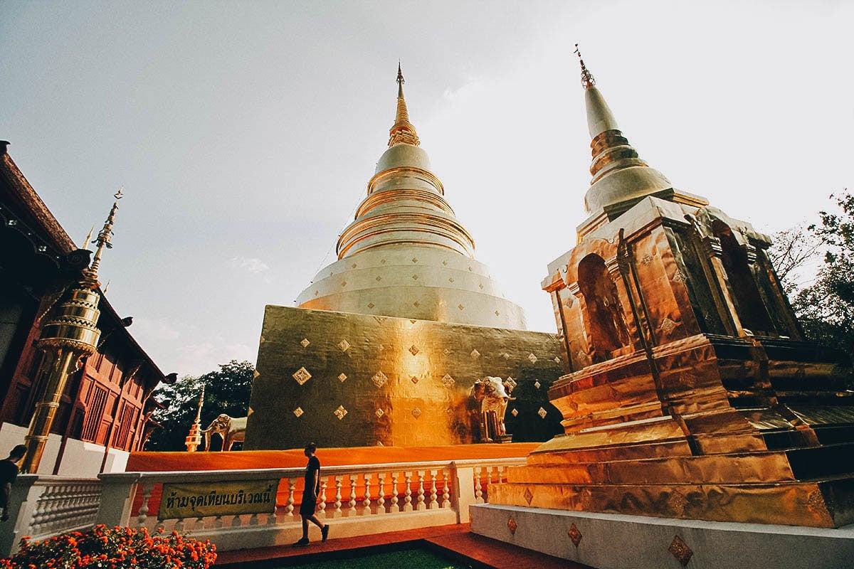 Chiang Mai Old City, Chiang Mai, Thailand