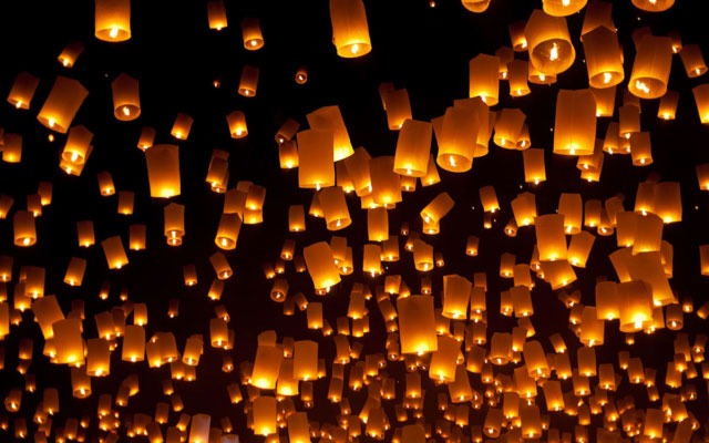 How to Plan for the 2019 Yee (Yi) Peng Festival in Chiang Mai, Thailand