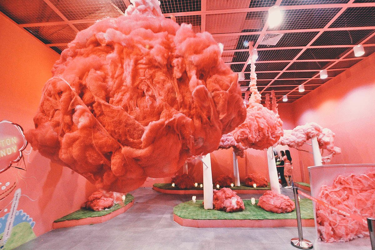 Dessert Museum Manila: 8 Themed Rooms to Satisfy Your Sweet Tooth