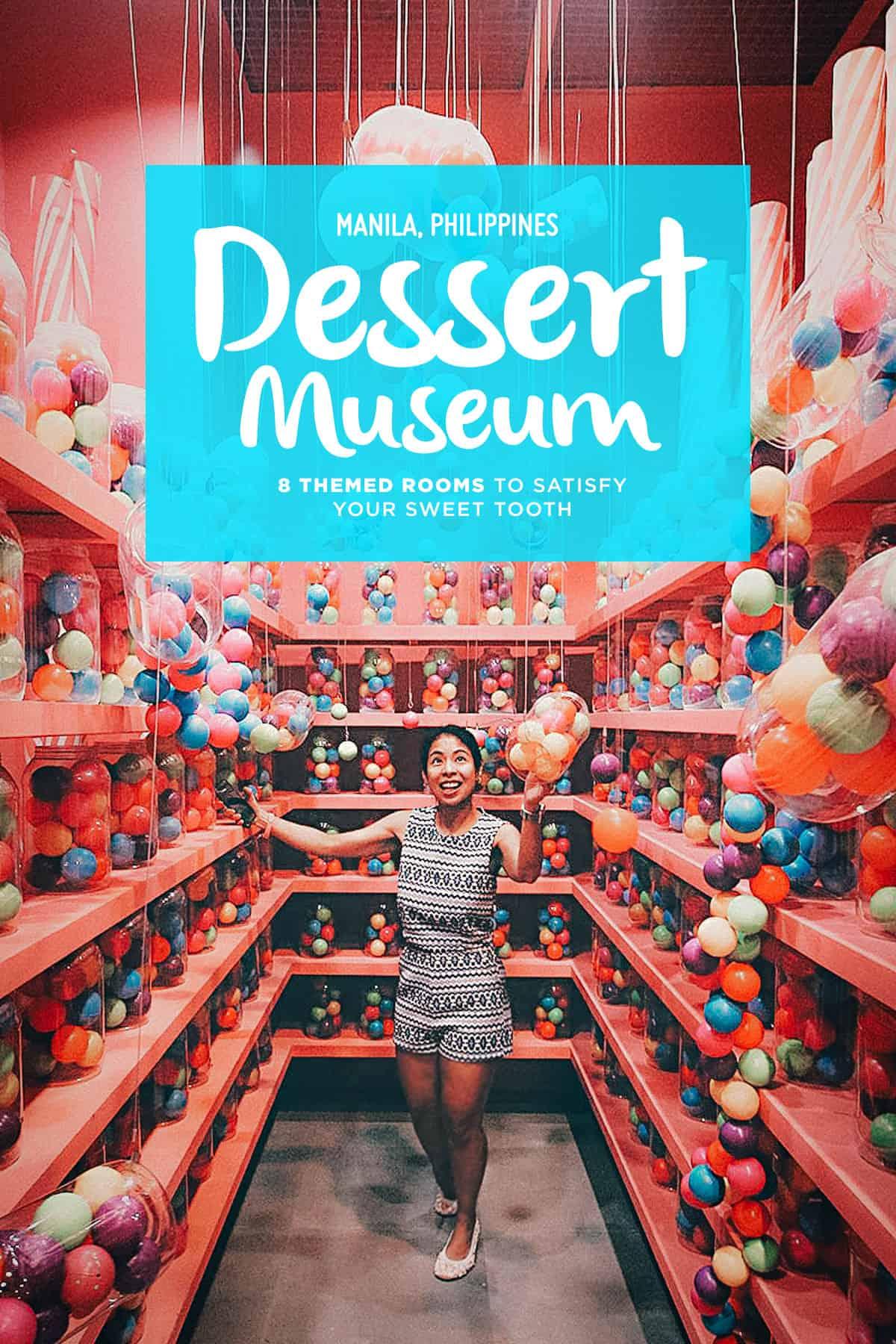 Dessert Museum, Manila, Philippines