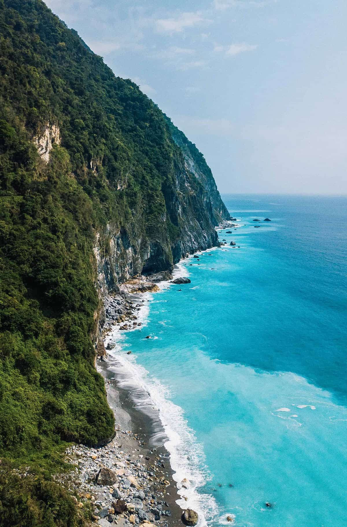Take a Day Tour of Stunning Taroko National Park in Hualien, Taiwan