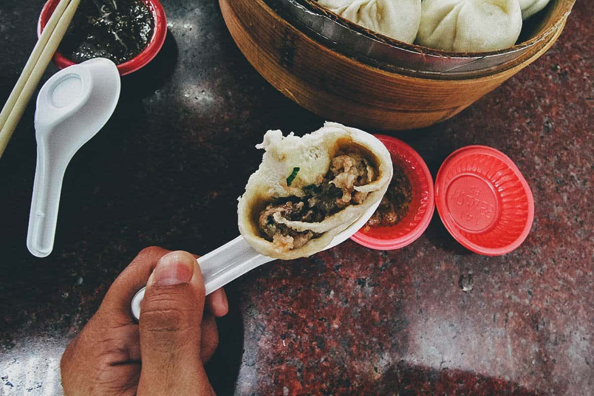 Things to Eat in Taiwan