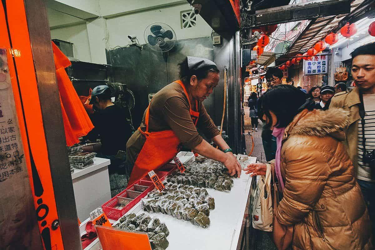 10 Things to Eat on Jiufen Old Street, Taiwan