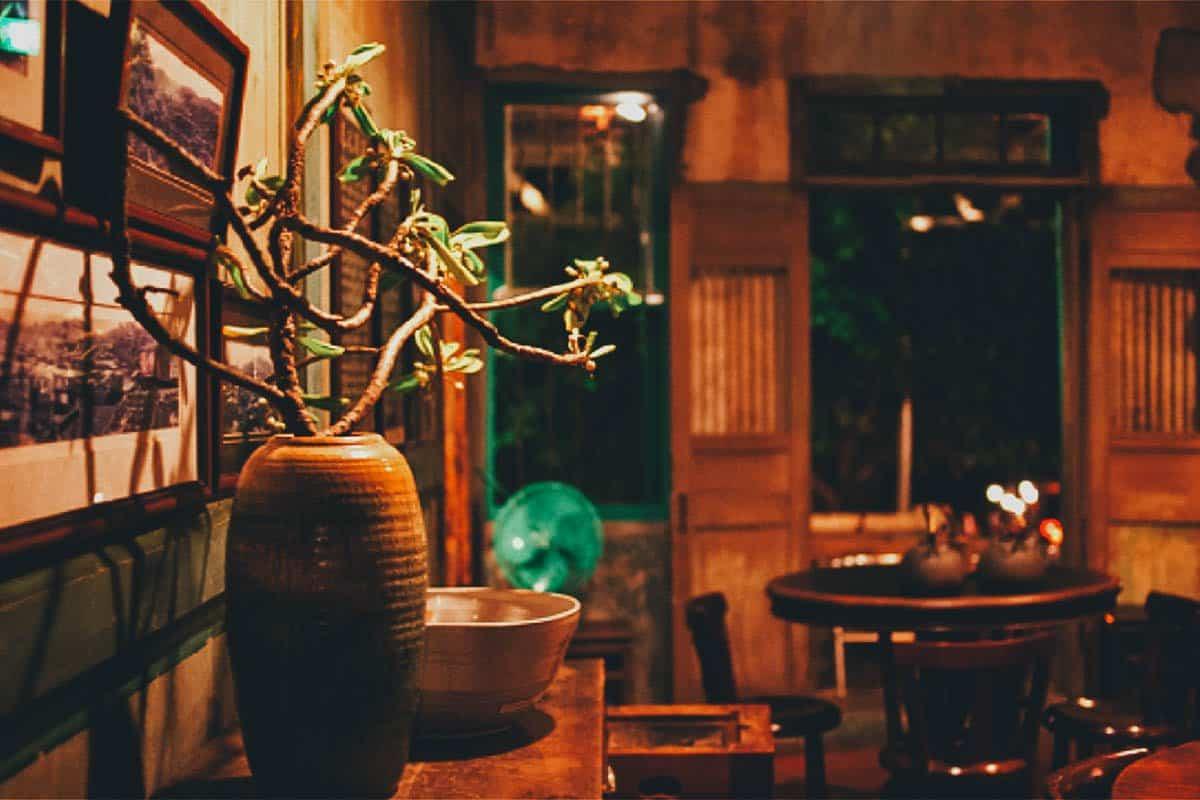 Jiufen Teahouse, Taiwan