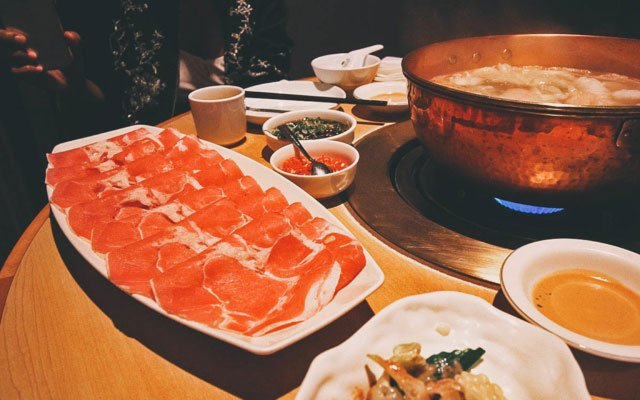 Orange Shabu Shabu House: The Best Hot Pot in Taipei, Taiwan