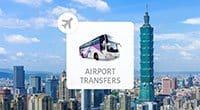Taipei Taoyuan International Airport (TPE) Round-trip Shuttle Bus Discount Ticket