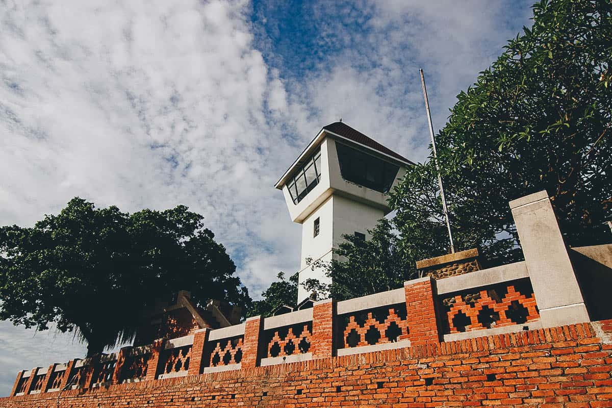 Anping Fort (Fort Zeelandia), Tainan, Taiwan