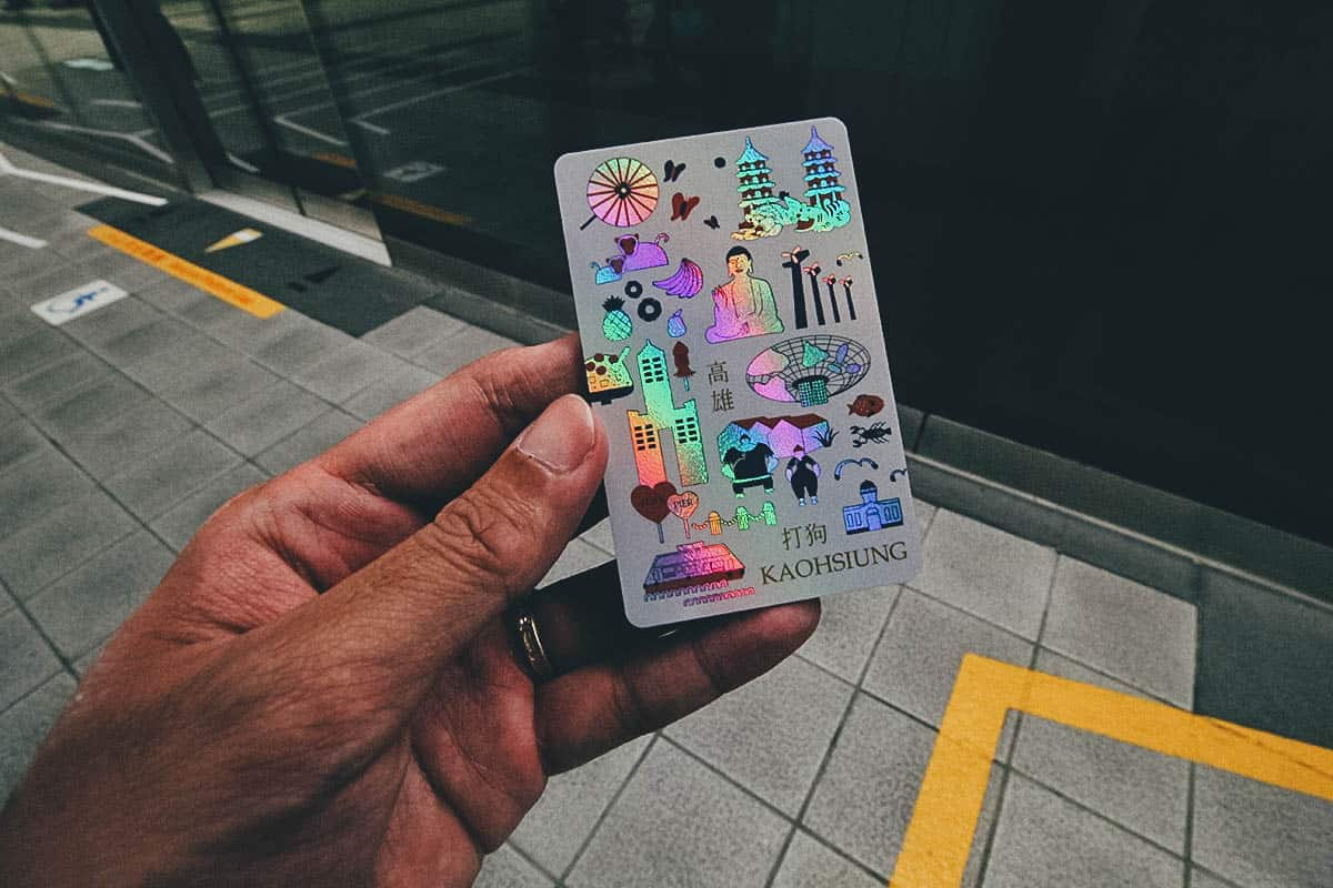 EasyCard, Taiwan