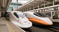 Discounted Taiwan High Speed Rail Ticket from Taipei