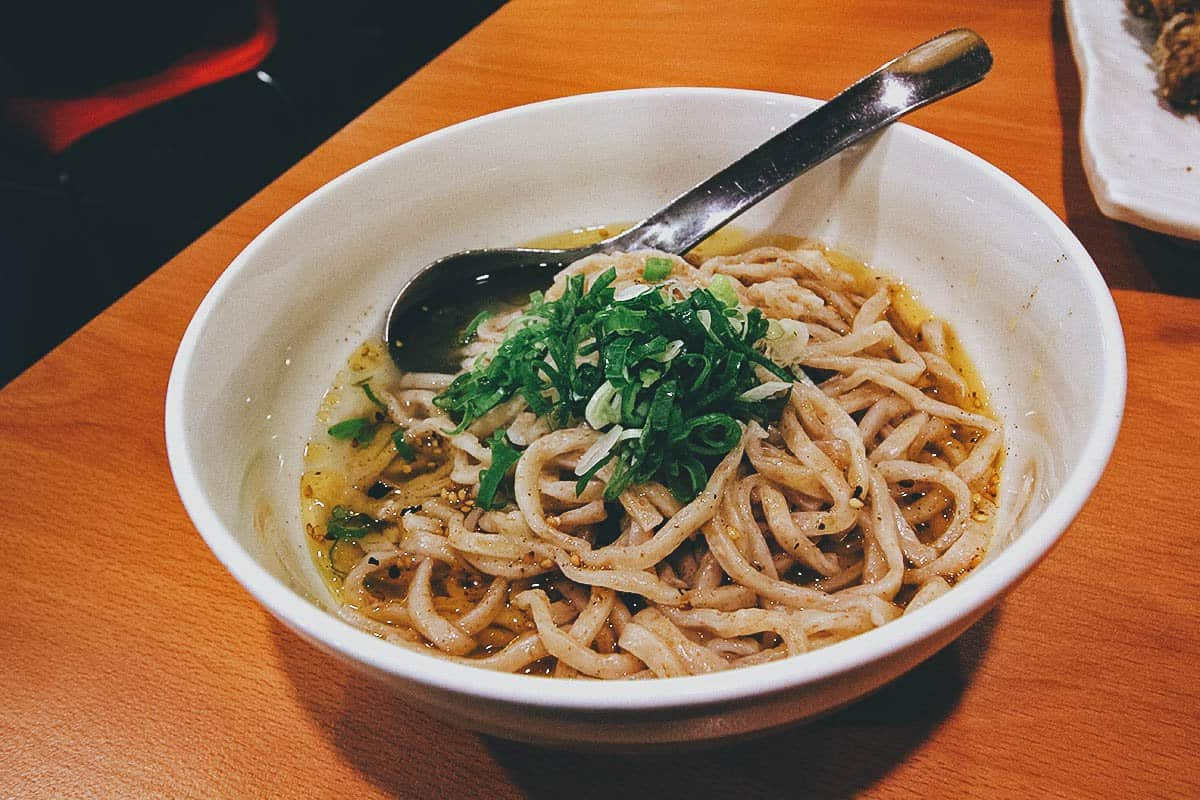 Shao Shao Ke: A Fantastic Shanxi Restaurant in Taipei, Taiwan