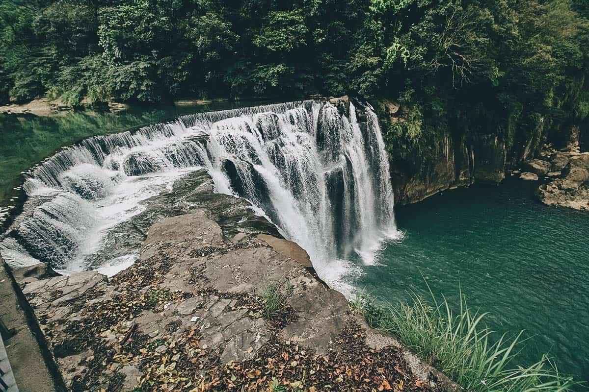 Shifen Waterfalls, New Taipei City, Taiwan