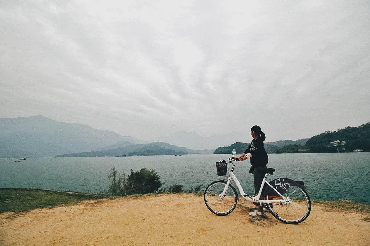Sun Moon Lake, Nantou County, Taiwan