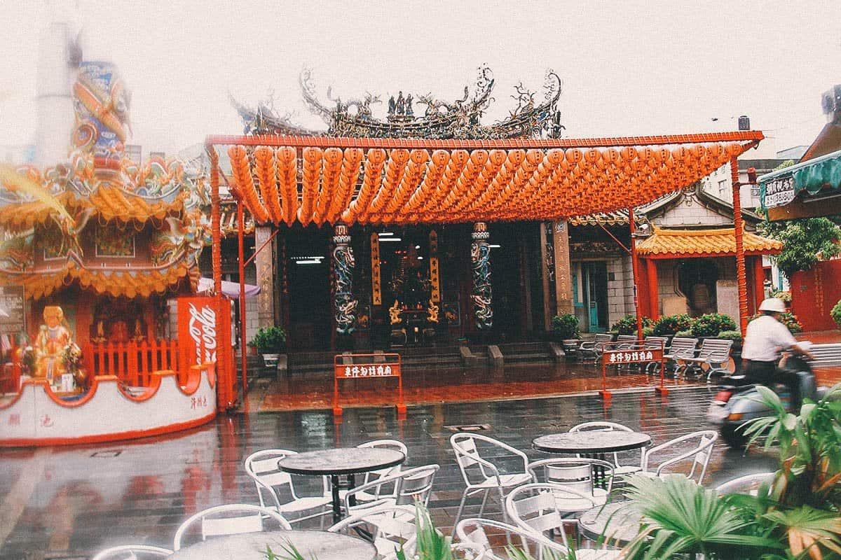Cijin Island, Kaohsiung, Taiwan